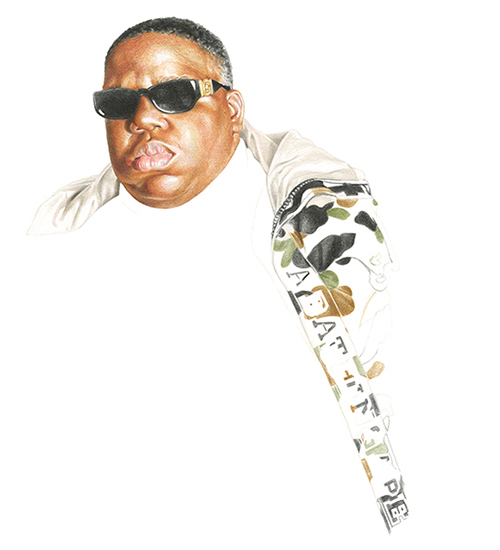 The Notorious B.I.G for Highsnobiety 09